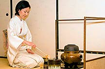 Tea Ceremony Visit