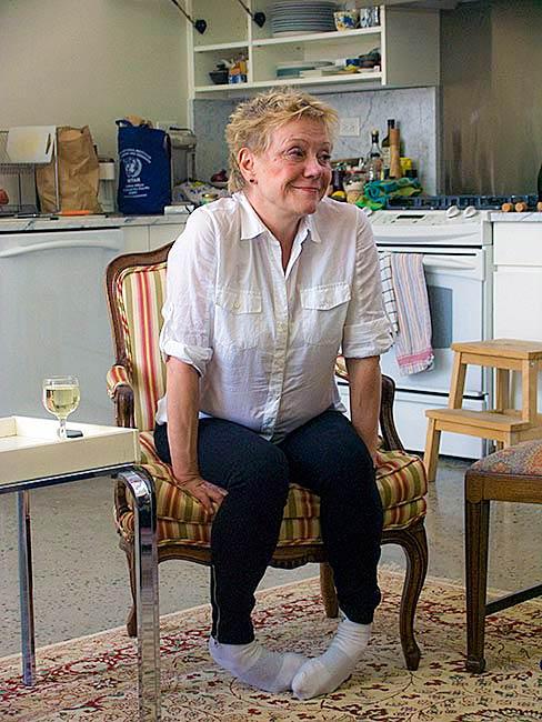 Youth Arts New York Board member Sandra Parker, May, 2010
