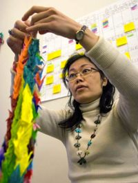 Ayumi Temlock, December, 2010