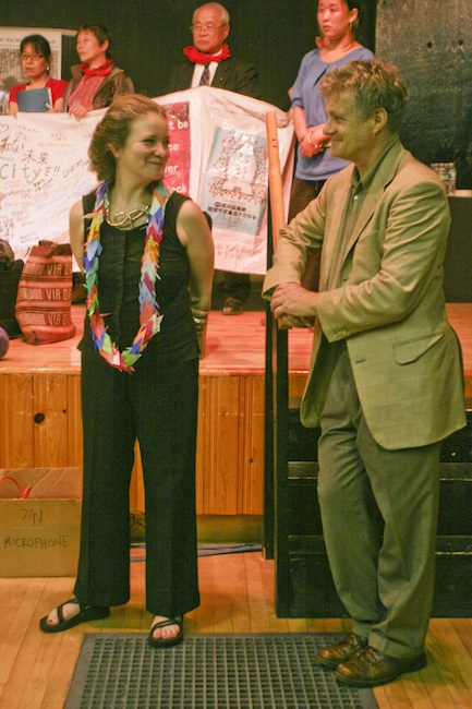 Kathleen Sullivan & Robert Croonquist,May, 2010