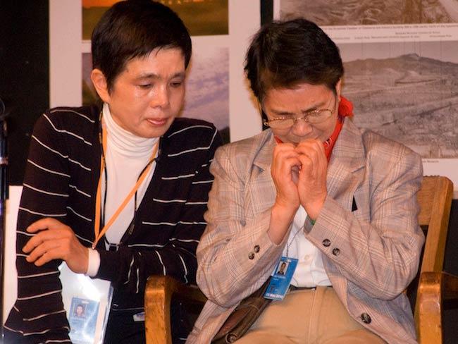 Nagasaki hibakusha testimony, May, 2010