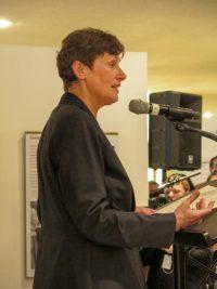 Angela Kane, High Representative for Disarmament Affairs