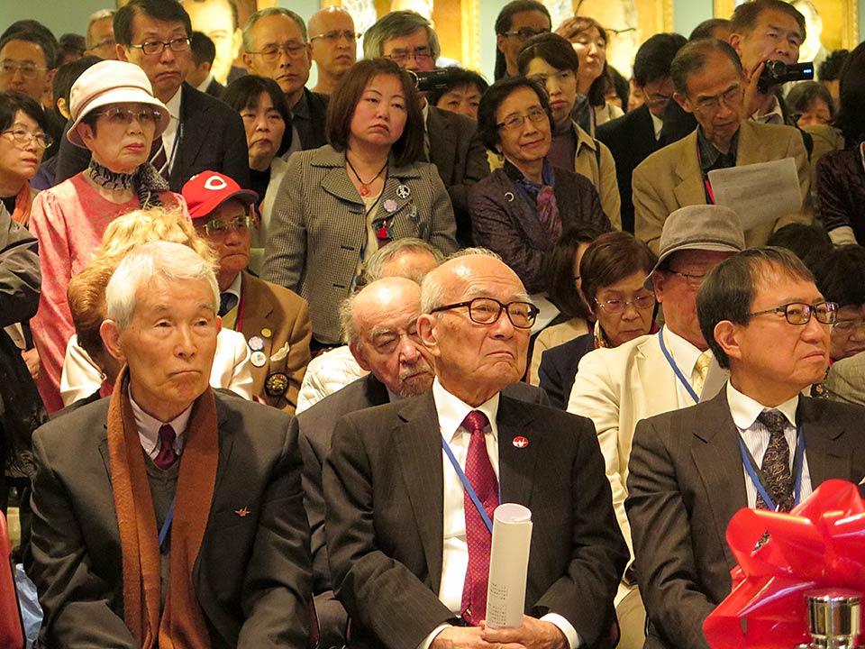Yasuaki Yamashita, Terumi Tanaka