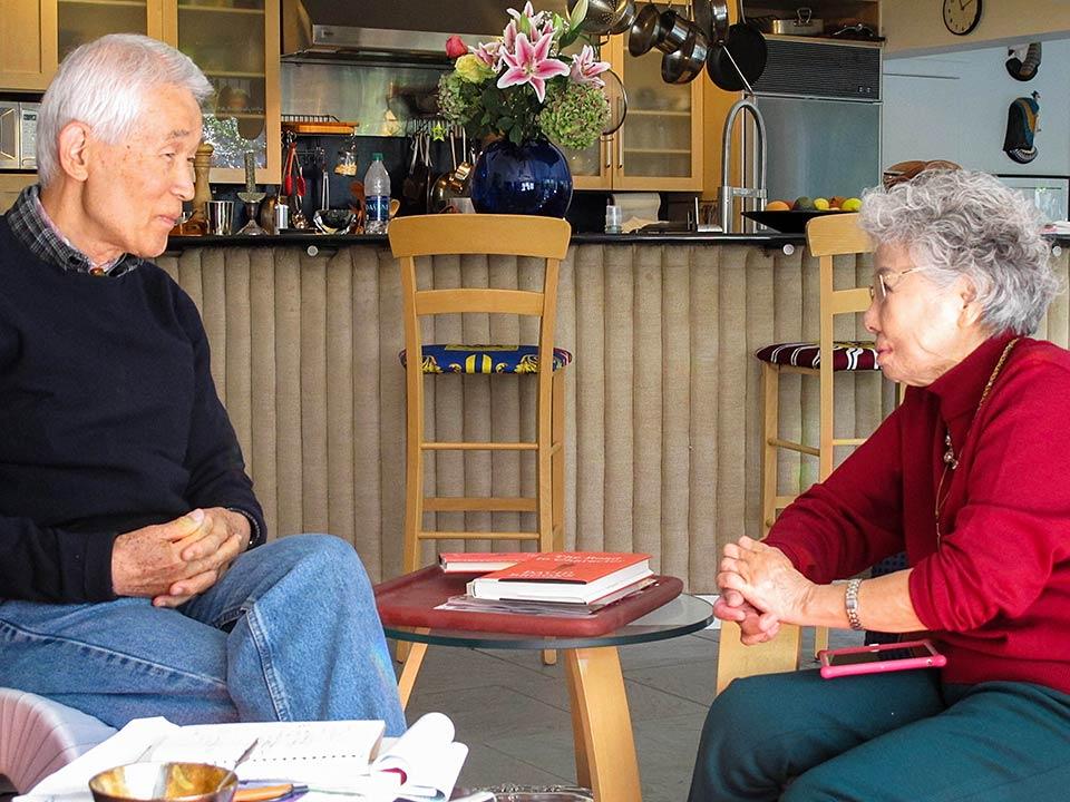 Shigeko Sasamori & Yasuaki Yamashita
