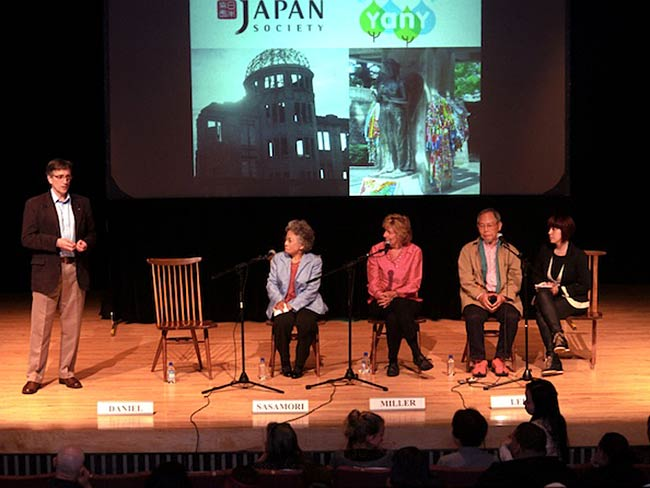The program provided multiple perspectives on the bombings of Hiroshima and Nagasaki