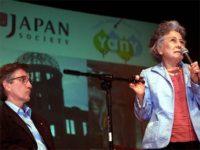 Shigeko Sasamori and Clifton T. Daniel
