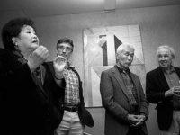 Setsuko Thurlow, Clifton T. Daniel, Yasuaki Yamashita, Robert Richter