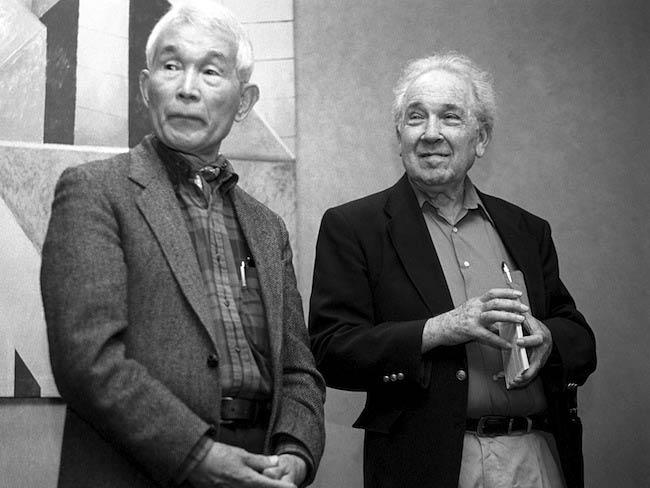 Yasuaki Yamashita and Robert Richter
