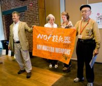 No! Nuclear Weapons, May, 2010