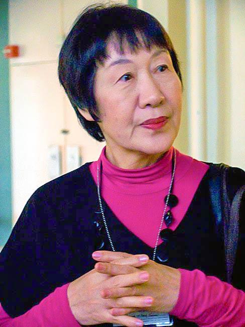 Toshiko Tanaka, May, 2011