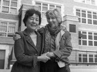 Reiko Yamada and Cynthia Miller