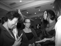 Reiko Yamada with students, May, 2012