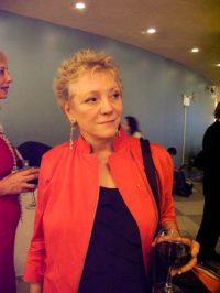 Youth Arts New York Board member Sandra Parker