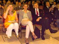 Youth Arts New York Board members Kathleen Sullivan, Linda Chapman & Robert Croonquist