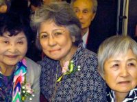 Sakue Shimohira, Hiroshima Maiden Shigeko Sasamori & Hiroshima hibakusha