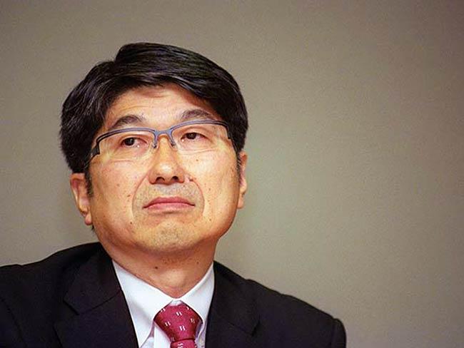 Nagasaki Mayor Tomihisa Taue
