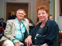 Robert Croonquist and Sandy Parker
