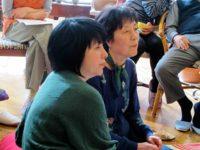 Marie Cochrane and Reiko Yamada
