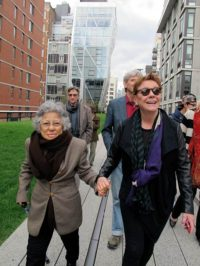 Shigeko Sasamori and Sandy Parker, The Highline