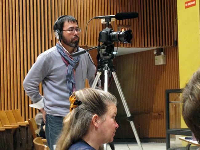 Kosaku Horiwaki of East River Films