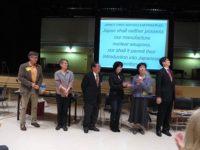 Clifton Daniel, Elizabeth Baldwin, Michio Hakariya, Marie Cochrane, Reiko Yamada, Tomihisa Taue