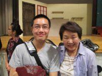 Nobuko Sugino, High School of Dual Languages
