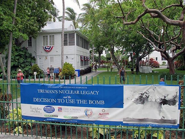 Truman's Nuclear Legacy