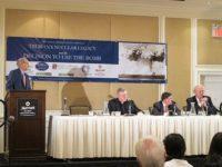 Samuel Walker, Richard Frank, Wilson Miscamble, Robert Standish Norris at the Truman Symposium