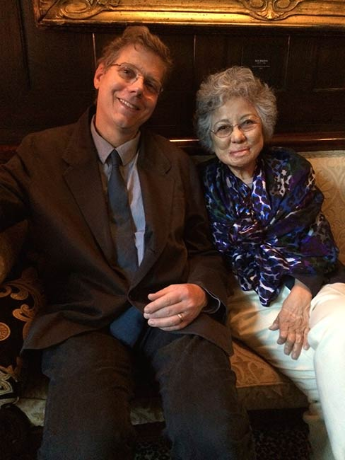 Blaise Dupuy and Shigeko Sasamori, National Arts Club