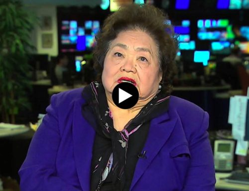"Setsuko Thurlow ""I Want the World to Wake Up"""