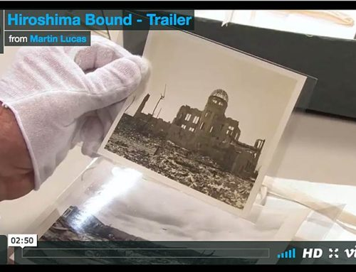 Hiroshima Bound Trailer