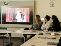 Viewing Eiko Otake with the Hiroshima Panels