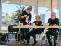 Kathleen Sullivan, Shigeko Sasamori, Yasuaki Yamashita, BB Demo, Tulsa Community College