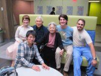 Shigeko Sasamori, Yasuaki Yamashita, Students, Tulsa Community College