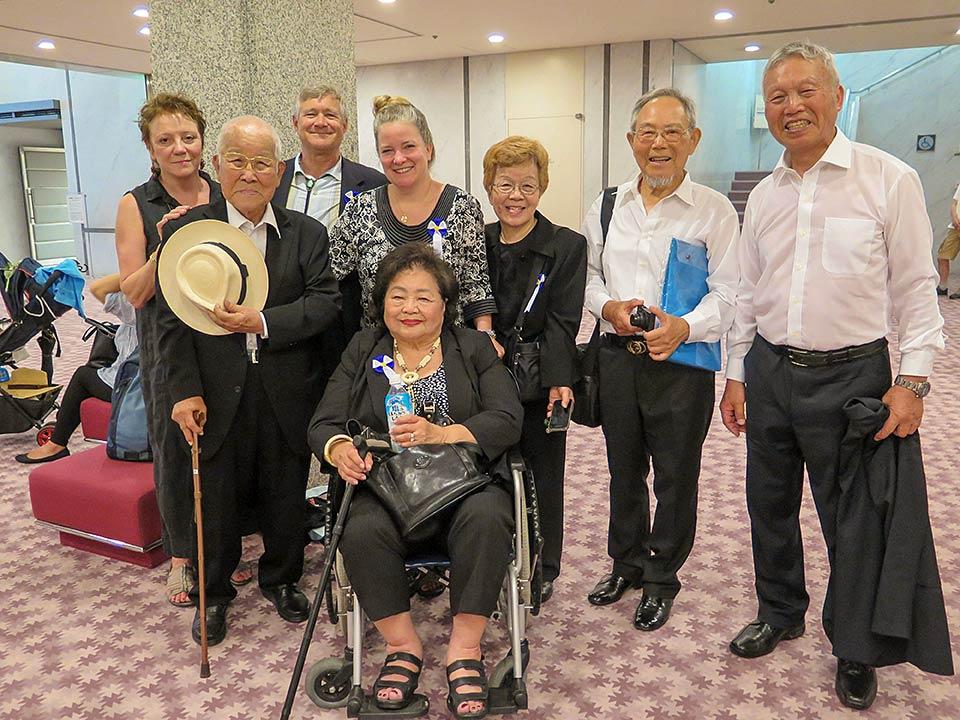 Hibakusha Stories and Brazilian hibakusha