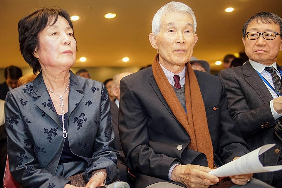 Reiko Yamada, Yasuaki Yamashita