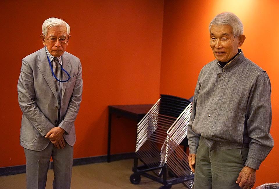 MIchi Hirata, Yasuaki Yamashita