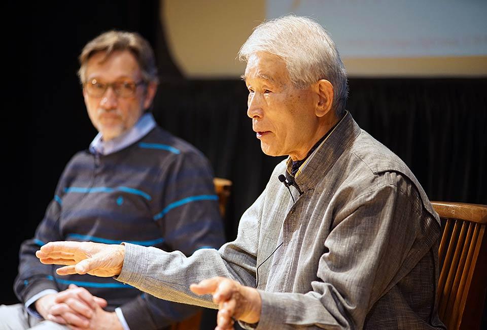 Clifton Daniel, Yasuaki Yamashita