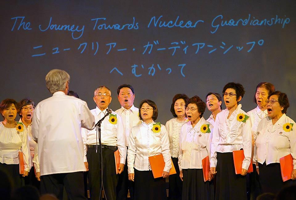 Hibakusha Himawari Choir