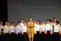 Jean Rohe & the Hibakusha Himawari Choir