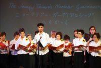 Chorus members - Hibakusha Himawari Choir & LaGuardia HS