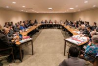 First Committee Side Event hosted by Hibakusha Stories