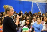 Kathleen Sullivan, Magen David Yeshivah High School