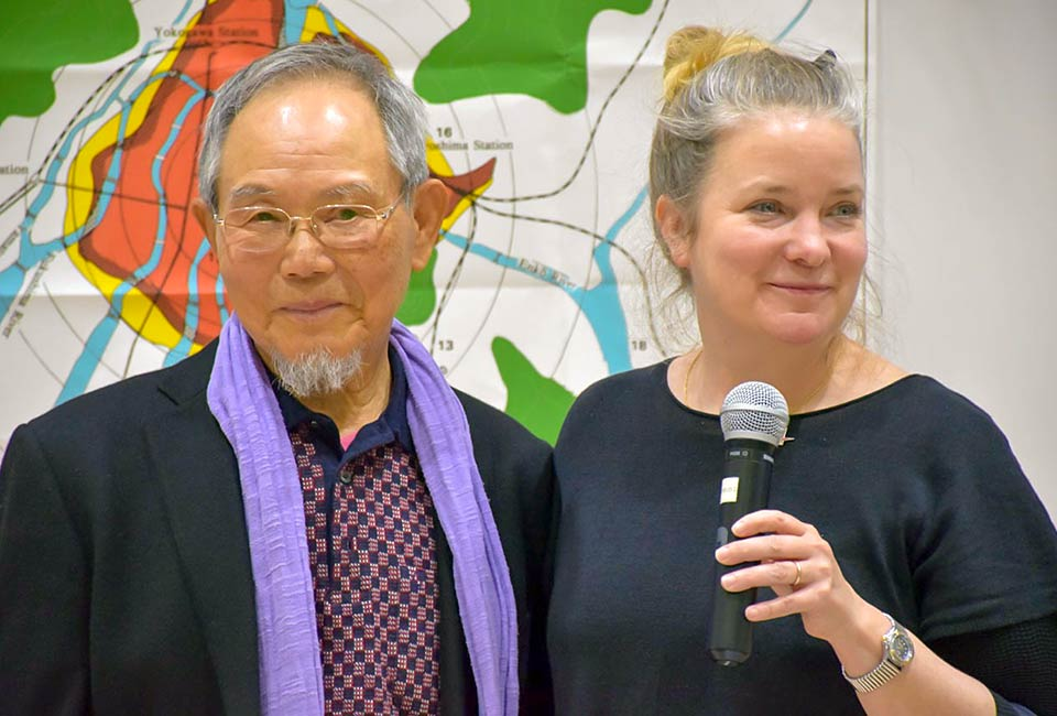 Jong Keun Lee, Kathleen Sullivan, Magen David Yeshivah High School
