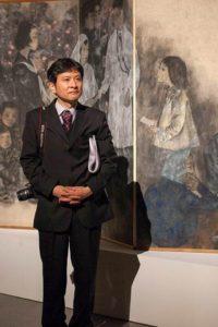 Yukinori Okamura, Director, Maruki Gallery