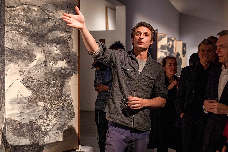 Gabriel Florenz, Director, Pioneer Works