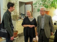David Everitt-Howe, Kathleen Sullivan, Michi Hirata