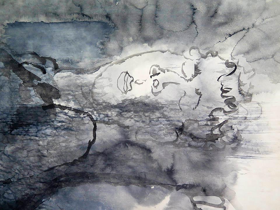 Hiroshima Panels, Death of American Prisoners of War (1952)