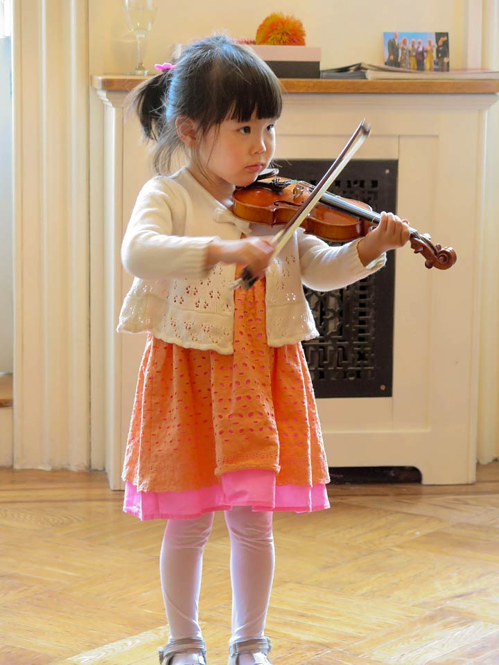 Shiina Tanokura recital, Dupuy's Landing