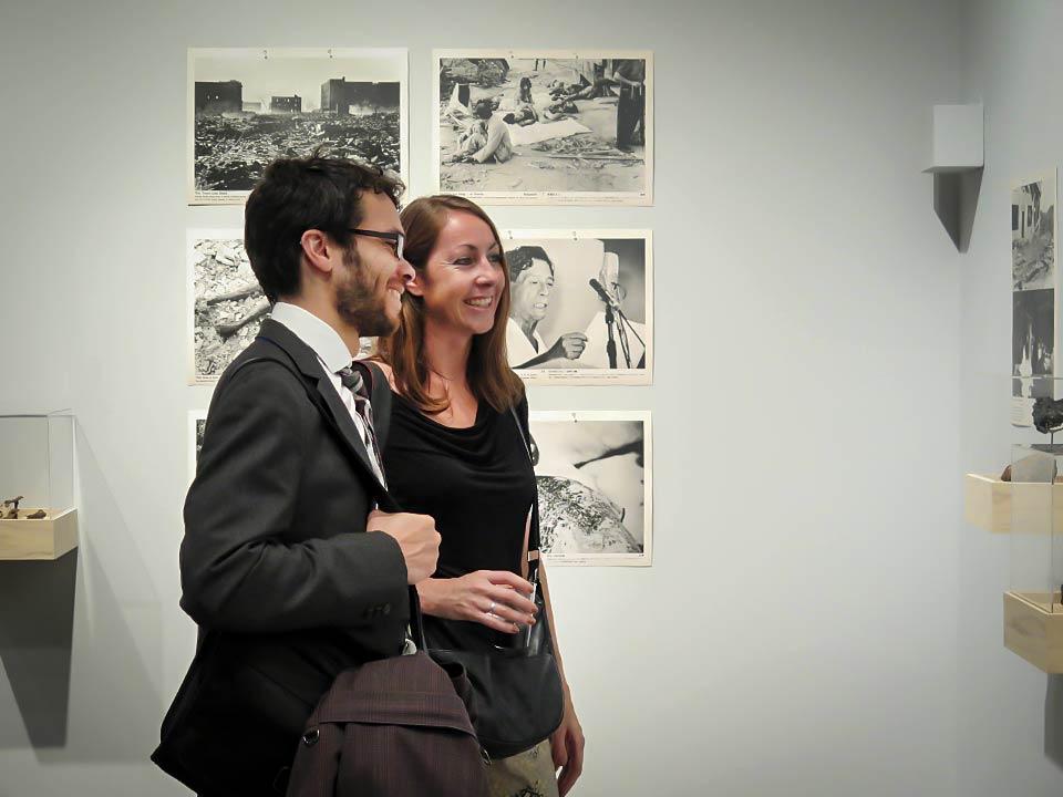 Michael Spies, Emilie McGlone
